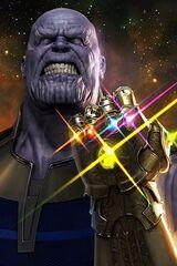 Thanos Earth-61615 Gauntlet 2