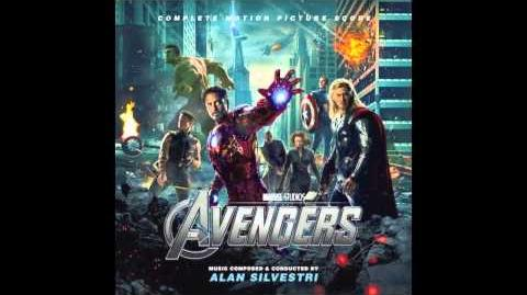 The Avengers (The Complete Score) - Hulk Catch