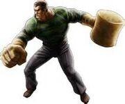 Sandman (Marvel Ultimate Alliance 3)