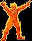 Human Torchgame