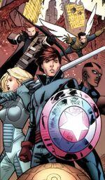 Next Avengers Earth-61615 & Earth-61616