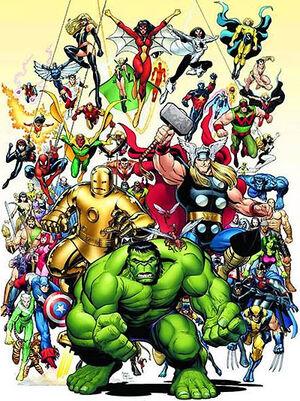 Avengers Disambiguation