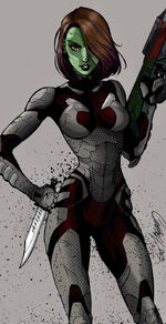 Gamora (Infinity)