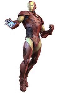 Iron Man (Marvel Ultimate Alliance)