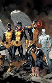 Uncanny X-Men -1 Textless