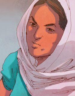 Muneeba Khala (Earth-1010)