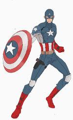 Ultiverse Captain America (2)