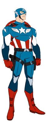 Captain America (Earth-1111)