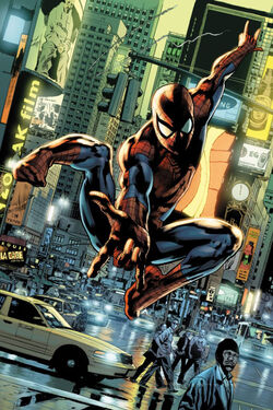 Timespinner Spidey (Earth-5005)