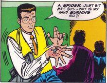 1-Peter gets bitten (flashback)