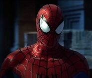 Peter Parker (Earth-TRN579) from Spider-Man Shattered Dimensions 001