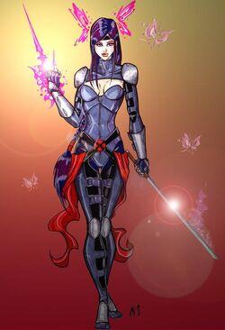 Psylocke (Infinitiverse)