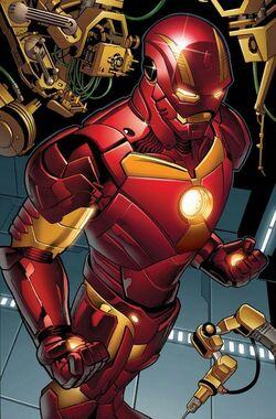 Tony Stark Earth9330