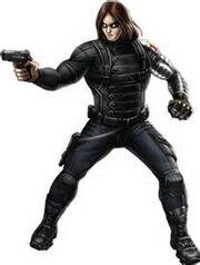 Winter Soldier (Marvel Ultimate Alliance)
