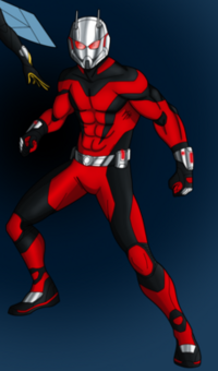 Ant-Man new suit (Earth-1111)
