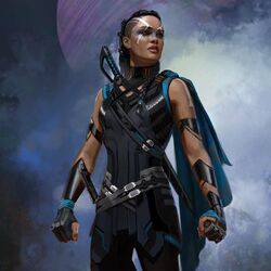 Valkyrie (Infinitiverse)