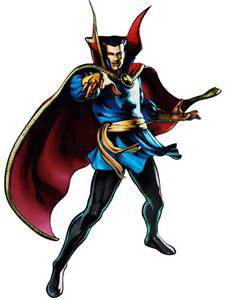 Doctor Strange (Marvel Ultimate Alliance)