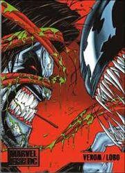 Venom vs Lobo