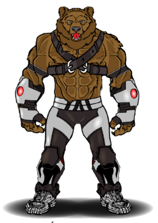 Kodiak Marvel