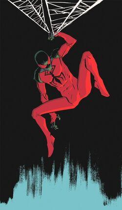 Scarlet Spider NEW!