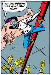 2-Peter vs Crusher Hogan (flashback)