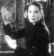 Jin Kang- Lucy Liu