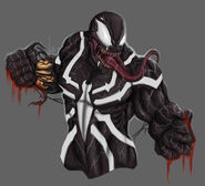 Venom the symbiote by saifuddindayana-da94myn