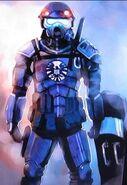 Shield Armour