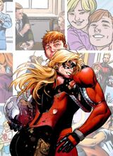 Scott and Cassie Lang Earth-61615