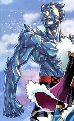 Iceman (Infinitiverse)