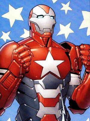 Iron Patriot Disambiguation