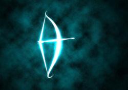 Team arrow logo
