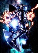 Silver Surfer Earth-61615