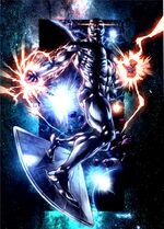 Silver Surfer Earth-61615