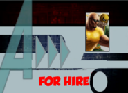 For Hire (A!)