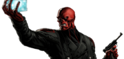 Red Skull Dialogue