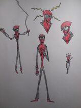 Spider-man Pre Hero Suit