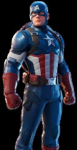 Captain America 7090