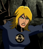 Invisible Woman Latveria