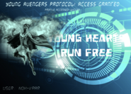 Young Hearts Run Free (YA)