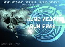 30-Young Hearts Run Free