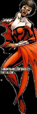 Falcon Samantha Wilson (Earth-11051)