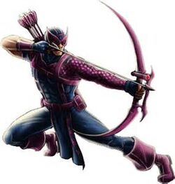 Hawkeye (Marvel Ultimate Alliance)