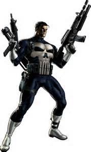 Punisher (Marvel Ultimate Alliance 3)
