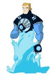 Spectacular hydro man by bobombdom-d7qb3jl