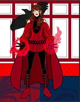 Scarlet Witch-JV