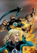 Fantastic Four First App 61615