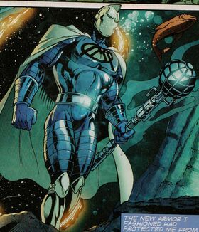 Blue Marvel Space NEW!