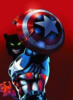 Captain America Marvel Werewolves