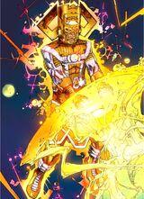 Galactus Eats Ego Earth-61615